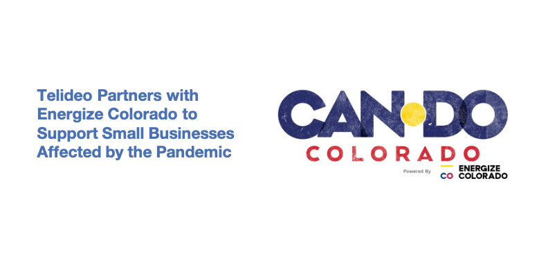 Telideo Partners with Energize Colorado