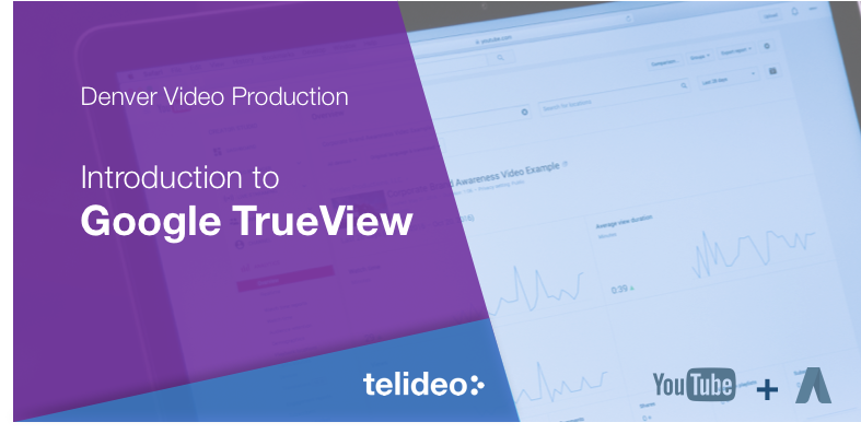 Google TrueView Overview