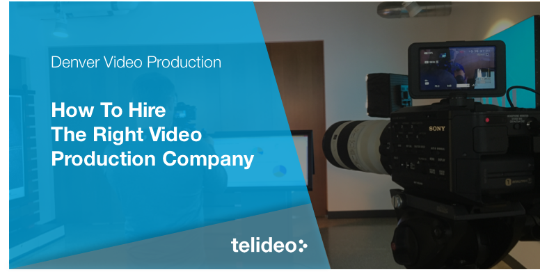 Work with Denver Video Production Company