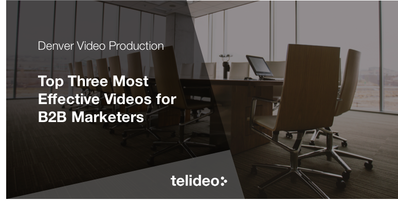 B2B Marketing Videos