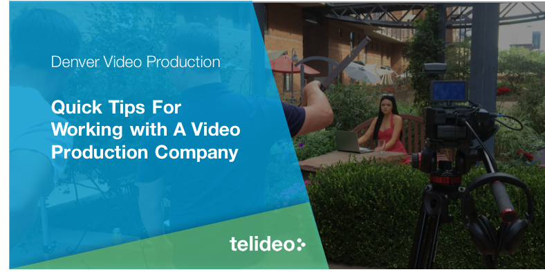 Working with A Denver Video Production Company